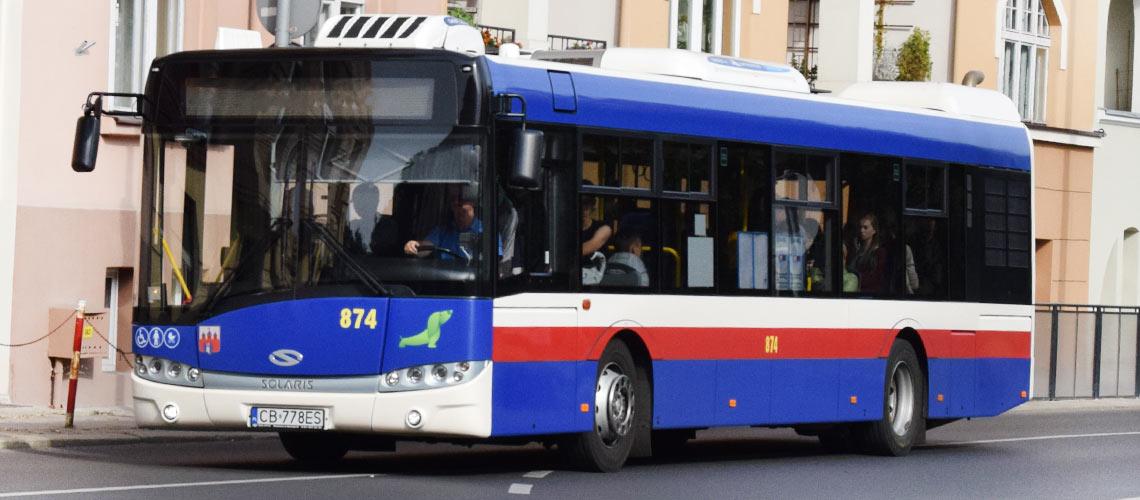 Podzespoły zamienne do autobusów miejskich i samochodów ciężarowych