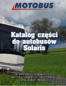Części Solaris - Katalog solarisa